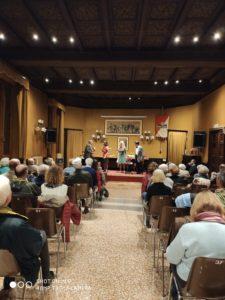 Utantazénc franc - Commedia dialettale di Arrigo Lucchini